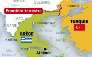 Grèce-Turquie