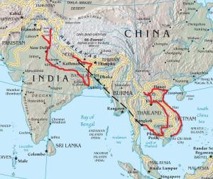 Inde et Chine