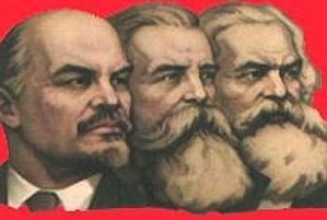 Marx Engels Lénine