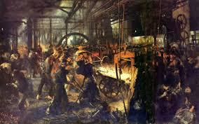 Travail au XVIIIème siècle
