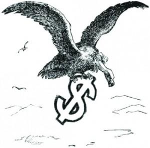 Vautour-dollar