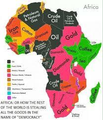 4 - Les Etats-Unis d'Afrique pour résister aux voleurs des pays dits démocratiques