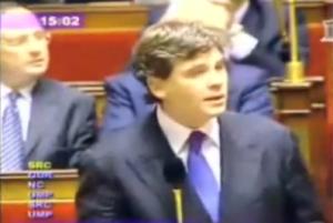 XVII 2 - Questions au Gouvernement, Assemblée Nationale, Arnaud Montebourg, Mercredi 12 Décembre 2007