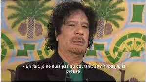 XVIII 3 - Lors de son voyage à Paris, décembre 2007. A propos des droits de l'homme... (cd'é FP)