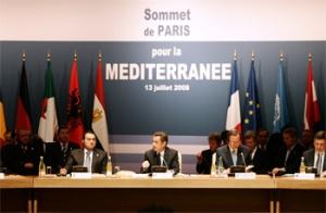 XVIIII 3 - Sommet de Paris - Union pour la Méditerranée, 13 juillet 2008