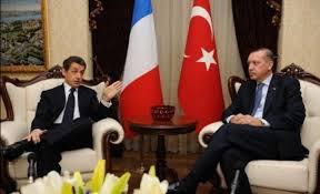 XX 1 - Le Premier ministre turc Recep Tayyip Erdogan et Nicolas Sarkozy, en février 2011, à Ankara