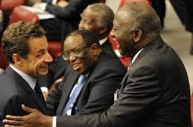 XXI 2 - Nicolas Sarkozy et Laurent Gbagbo ; complot contre la Côte d'Ivoire et son président L. Gbagbo en déc. 2010