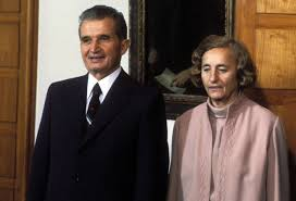 XXII 2 - Nicolae Ceauşescu et Elena Petrescu (Roumanie)