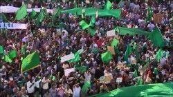 XXIII 1- Tripoli (Libye) - Le peuple soutient sa Révolution du 1er Septembre 1969 contre les bombes de l'Otan, 2011