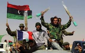 XXIII 2 - Les drapeaux de la honte, Libye, 2011