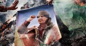 1 - Muammar Gaddhafi, Guide révolutionnaire à jamais devant l'Histoire du monde