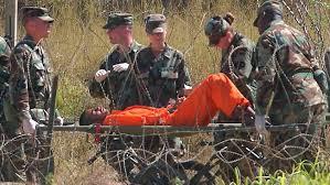 XXVI 2 - Retour d'une séance de tortures - au nom des droits de l'homme