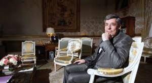 XXVI 4 - Henri Guaino. Allez ! partez avec Sarkozy et toute sa clique et sa claque...