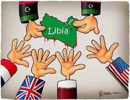 XXXV 3 - Une guerre coloniale, Libye, 2011