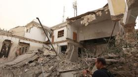 XXXVI 4 - Une école en Libye, après la guerre 2011