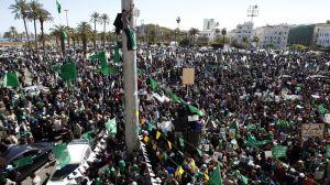 XXXVII 3 - Manifestation à Tripoli, 1er juillet 2011