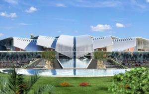 III 21. Aéroport de Tripoli (Libye), dont la mise en activité était prévue pour 2012
