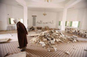 31-2. Profanation des sépultures de la famille Gaddhafi, 2011