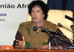 III 30-2 Muammar Gaddhafi en 2009, à propos des Etats-Unis d'Afrique