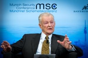 Sicherheitskonferenz am 01.02.2014 in München. Foto: Tobias Kleinschmidt