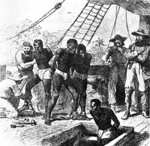 4 - L'embarquement et la déportation